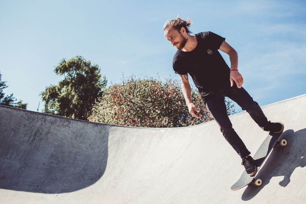 Moda skater