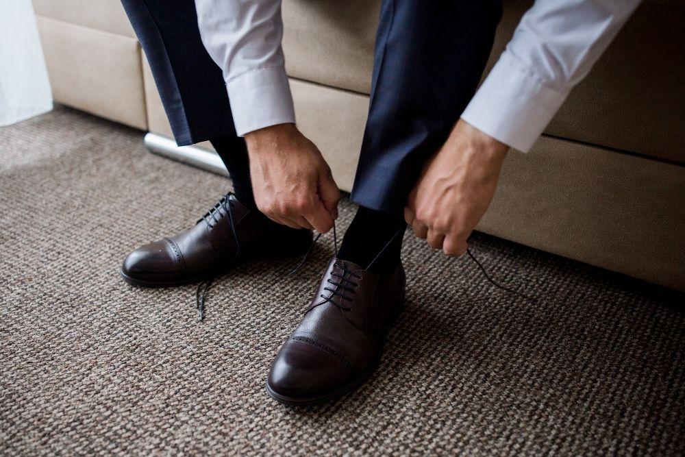 Zapatos de boda para hombre